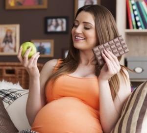 Si può mangiare cioccolato in gravidanza?